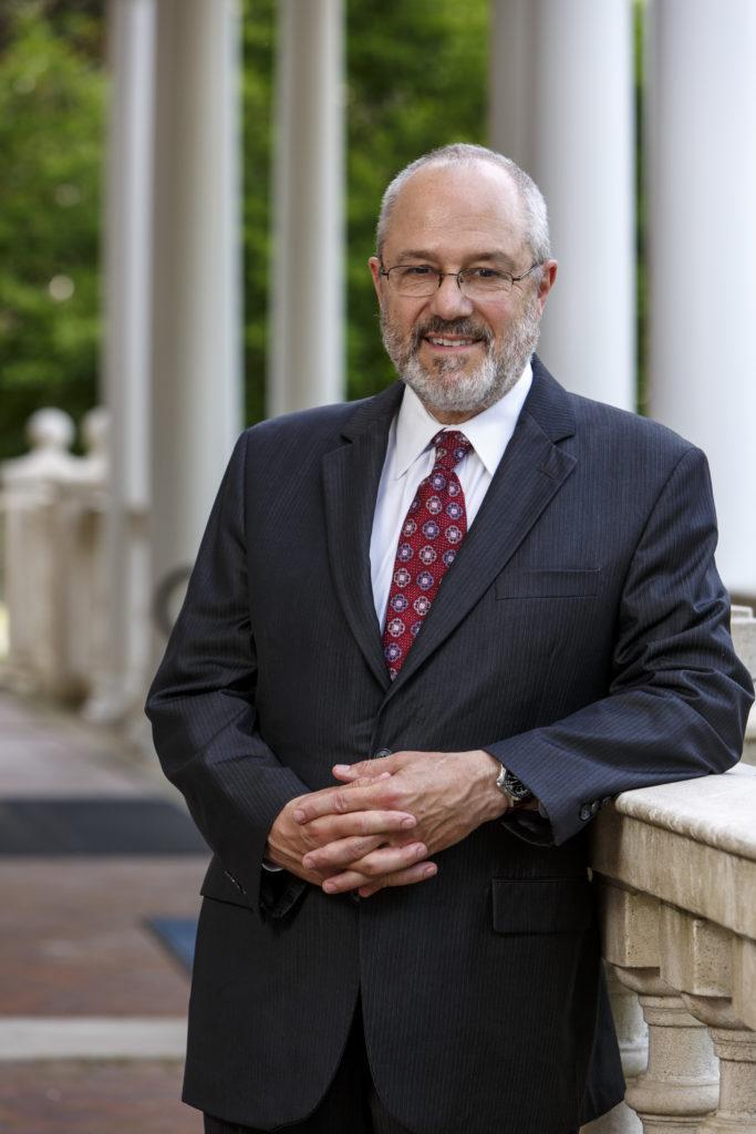 Dr. David P. Haney, President of Centenary University
