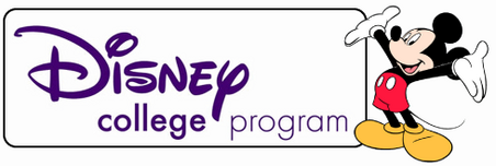 Click here to Learn more about the Disney College Program