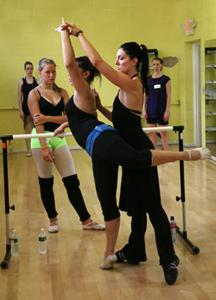 Dance concentration