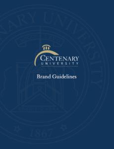 Centenary Brand Guide