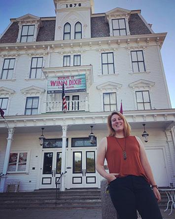 Sonya Thiel - Company Management - Theatre Alum