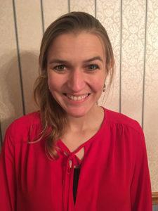 Dr. Erica McCrystal