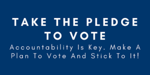 Take the Pledge to Vote