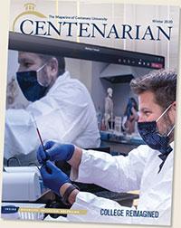 Winter Centenarian cover art
