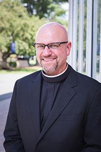Centenary University Pastor Tim Nicinski